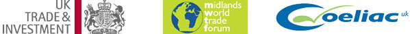 Working with UK Trade and Investment - Midlands World Trade Forum - Coeliac Society UK