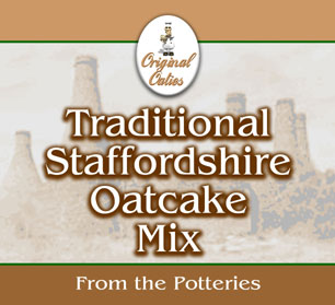Staffordshire Oatcakes Mix